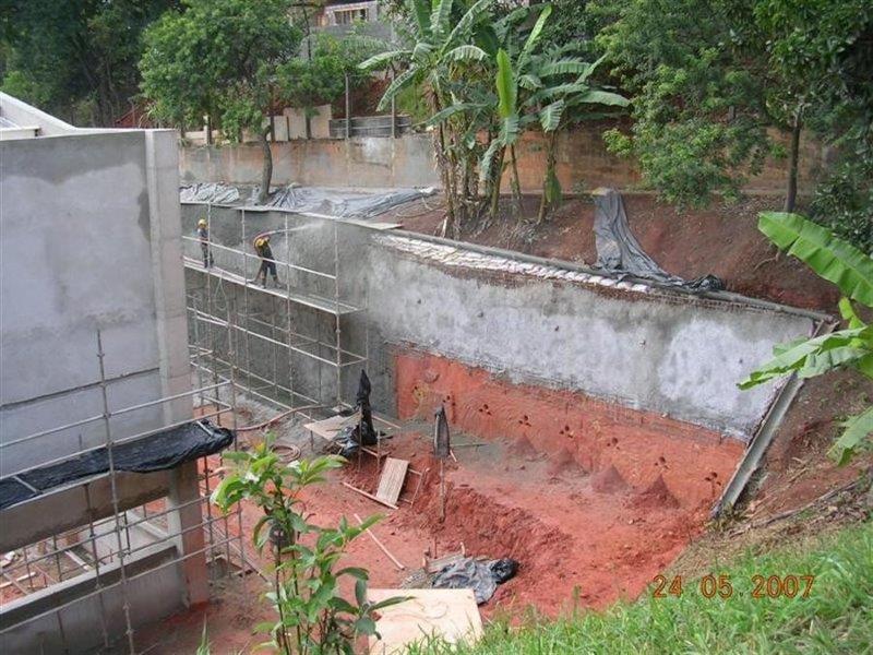 Empresas de concreto projetado